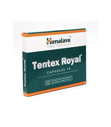 Tentex Royal, 10 capsule