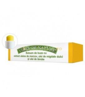 Balsam de buze cu morcovi, 4,8 grame