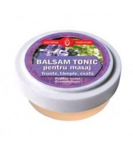 Balsam tonic pentru frunte si tample, 15 grame