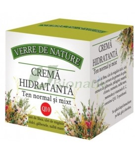 Crema hidratanta pentru ten normal-mixt, 50 ml