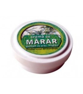 Crema cu marar, 15 grame