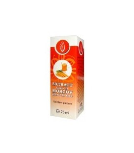Extract uleios de morcovi, 25 ml