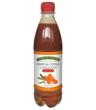Sirop de catina si miere, 500 ml