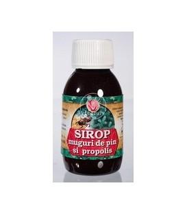 Sirop de pin si propolis, 100 ml