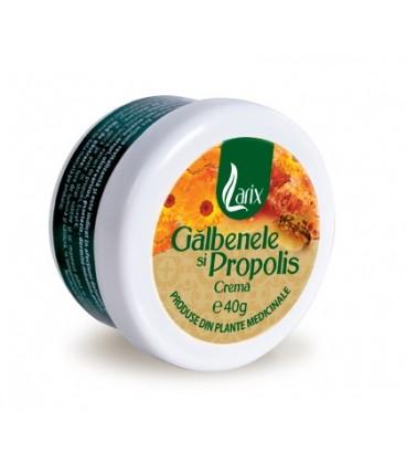 Crema cu propolis+galbenele, 40 grame