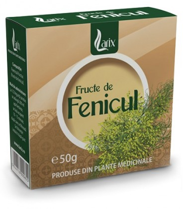 Ceai de  Fenicul, 50 grame