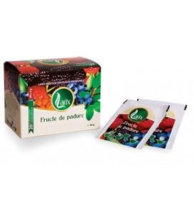 Ceai de fructe de padure (snur), 2 grame x 20 doze