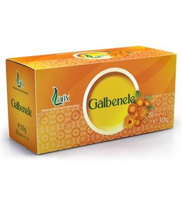 Ceai de galbenele, 20 doze x 1,5 grame