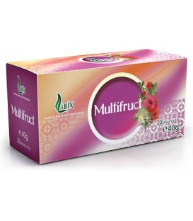 Ceai Multifruct, 20 doze