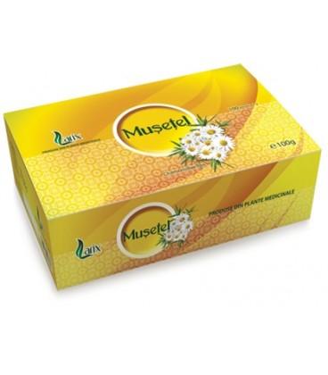 Ceai de Musetel, 100 doze x 1 gram