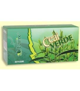Ceai verde, 20 doze
