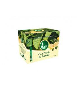 Ceai verde cu lamaie (snur), 1.5 grame x 20 doze
