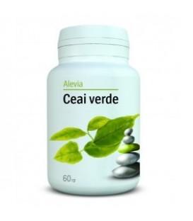 Ceai verde, 60 tablete