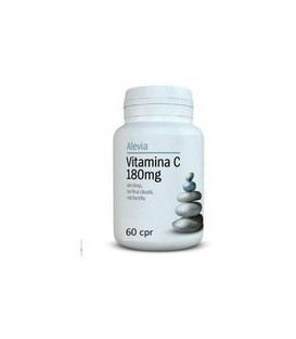 Vitamina C 180mg, 60 tablete