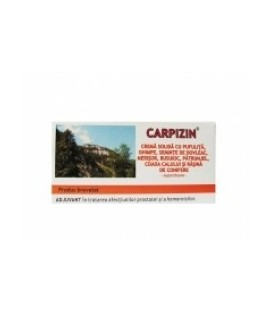 Carpizin crema, 50 ml
