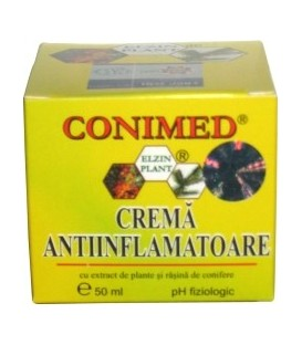 Conimed – Crema antiflamatoare, 50 ml