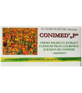 Conimed 'P' (supozitoare) 1.5 gr, 10 bucati
