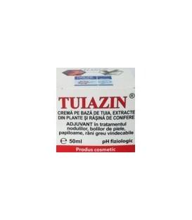 Tuiazin – Crema cu extract de tuia, 50 ml