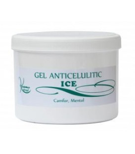 Gel anticelulitic- Ice, 500 ml