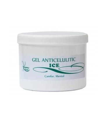 Gel anticelulitic- Ice, 500 ml