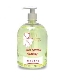 Ulei pentru masaj neutru, 1000 ml