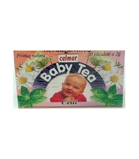Ceai Baby Tea, 20 doze