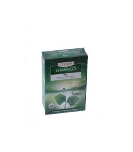 Ceai de gingko bilboa (frunze), 25 doze