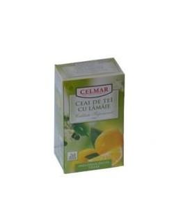 Ceai de tei cu lamaie, 20 doze