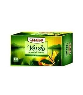Ceai verde cu lamaie, 20 doze