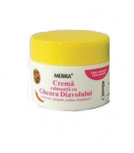 Crema calmanta cu ghiara de diavol, 45 ml