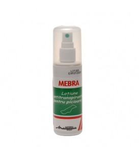 Lotiune antiperspiranta pentru picioare (spray), 100 ml