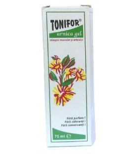 Tonifor - crema cu arnica, 75 ml