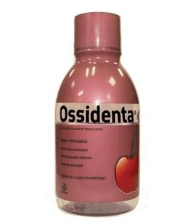 Apa de gura Ossidenta cu cirese si menta, 250 ml