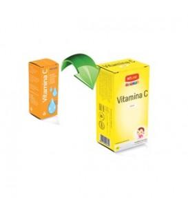 Vitamina C solutie (Bioland), 10 ml