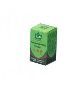 Ginseng Panax, 30 capsule