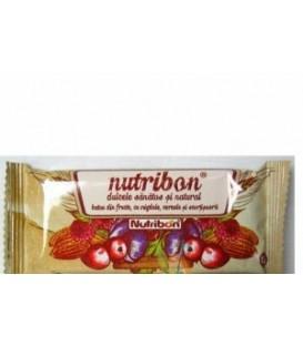 Baton Nutribon cu fructe & migdale, 1 bucata