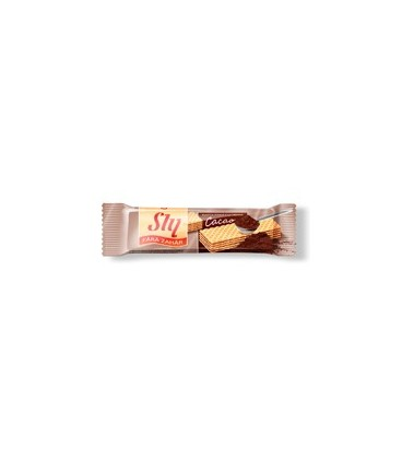 Napolitane cu cacao, fara zahar, 20 grame