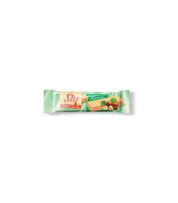Napolitane cu alune fara zahar, 20 grame