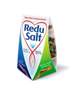 Redusalt - sare cu sodiu redus, 150 grame