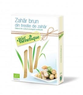 Zahar brun din trestie de zahar (Bio), 400 grame