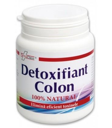 Detoxifiliant colon, 100 grame