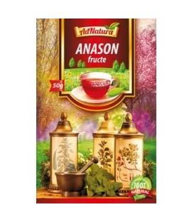 Ceai din fructe de anason, 50 grame