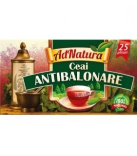 Ceai Antibalonare, 25 doze