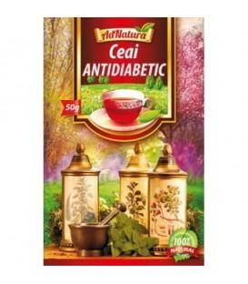 Ceai antiadiabetic, 50 grame