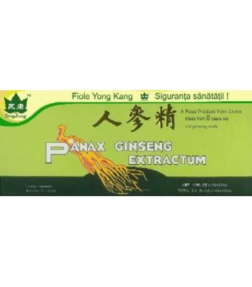 GINSENG PANAX 10FL*10ML