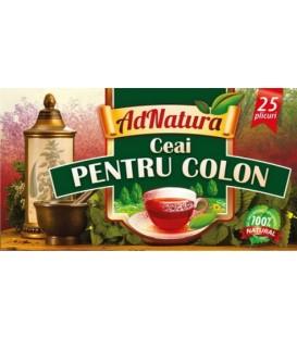 Ceai pentru colon, 25 doze