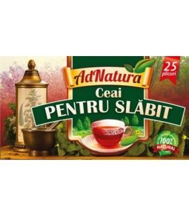 Ceai pentru slabit, 25 doze