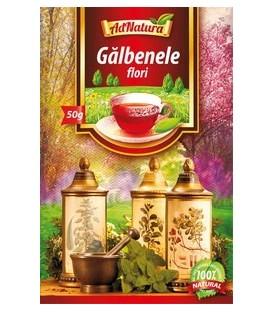 Ceai din flori de galbenele, 50 grame