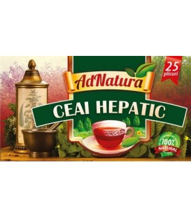 Ceai hepatic, 25 doze