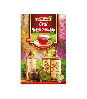 Ceai Hepato-Biliar, 50 grame